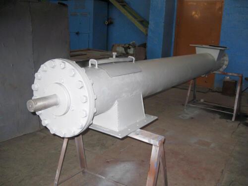 Изготовление шнековых конвейеров для сыпучих материалов или сельскохозяйственного назначения. L от 9 м до 10 м